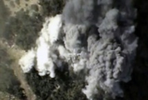 Syrie: les raids russes ont tué 370 personnes en majorité des rebelles