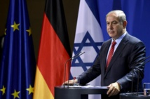 Violences entre Israël et Palestiniens: Kerry avec Netanyahu à Berlin