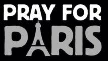 PrayForParis: après les attentats à Paris, l'émotion et la solidarité sur les réseaux sociaux