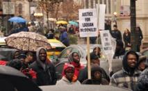 Chicago: nouvelle manifestation après la mort d'un Noir abattu par un policier