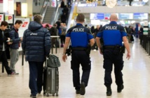 Menace jihadiste: alerte maintenue à Genève, de niveau 3