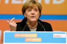 Réfugiés: malgré les dissensions, Merkel refuse de barricader l'Allemagne