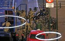 Attentats de Paris: cinq personnes interpellées au total depuis dimanche à Bruxelles