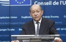 La France a frappé Daech près de Mossoul