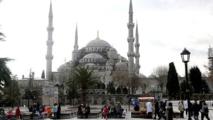 Attentat d'Istanbul: Erdogan et Davutoglu vont célébrer la prière du vendredi dans la Mosquée Sultanahmet