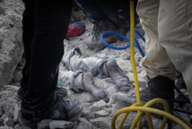 Syrie: Six civils tués dans un raid russe ciblant le nord d'Alep