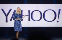 La patronne de Yahoo! tente son plan de la dernière chance