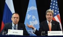 Syrie: Washington et Moscou d'accord sur une cessation des hostilités