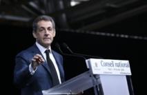 """Les Républicains: Sarkozy défend un """"projet collectif"""", Copé candidat à la primaire"""