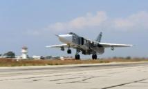 Syrie: raids russes intenses sur des fiefs rebelles avant le cessez-le-feu