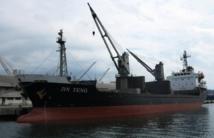 Les Philippines saisissent un navire nord-coréen en vertu des sanctions de l'ONU