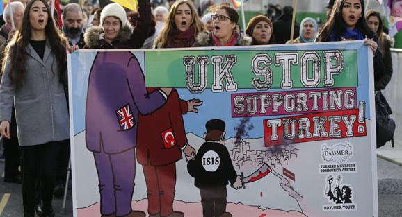 """""""Londres doit changer sa politique à l'égard d'Ankara"""""""