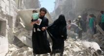 Syrie: pas de prière du vendredi à Alep après les raids sanglants