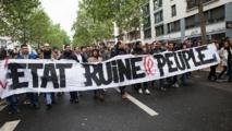 France: L'ombre des contestations sociales à l'approche des élections de 2017