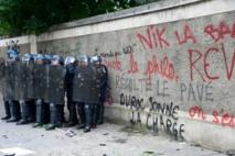 La manifestation à Paris jeudi interdite, tollé syndical
