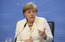 """Merkel : """"Pas de sécurité durable en Europe sans la Russie"""""""