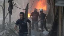 Syrie : Sept morts dans un raid du régime contre un hôpital à Derâa