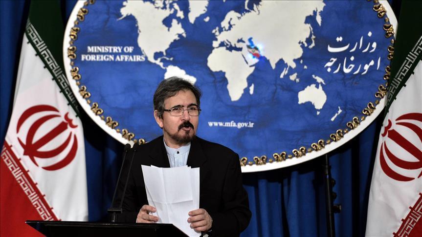"""Iran: L'utilisation de la base d'Hamadan par la Russie est """"actuellement terminée"""""""