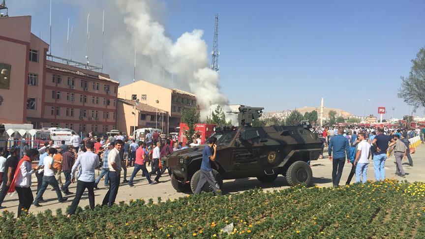 Turquie: Au moins 70 blessés dans l'attaque du PKK à Cizre, selon le ministre de la Santé