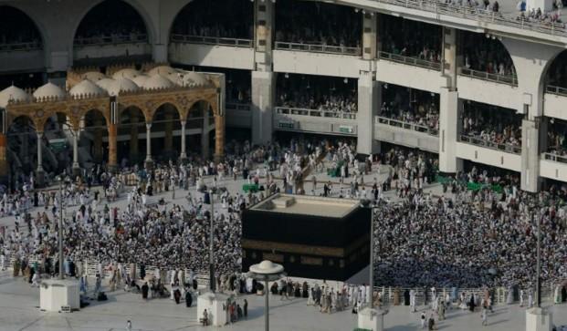 La Mecque: à la veille du pèlerinage, une marée humaine pour la grande prière