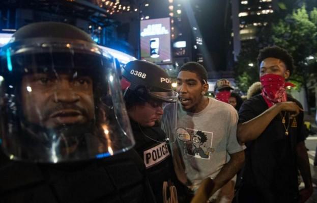 Etats-Unis: l'armée en renfort à Charlotte