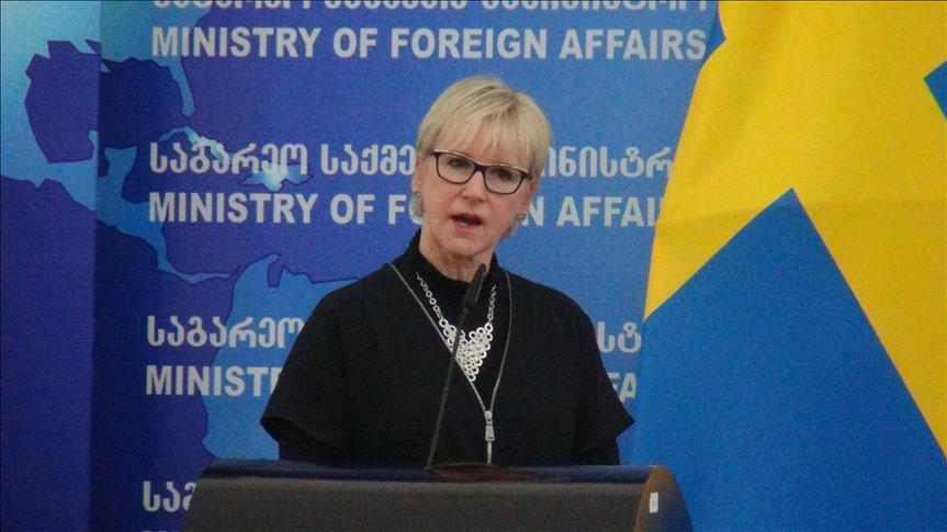 La Suède appelle la Russie et al-Assad à cesser leurs attaques contre Alep