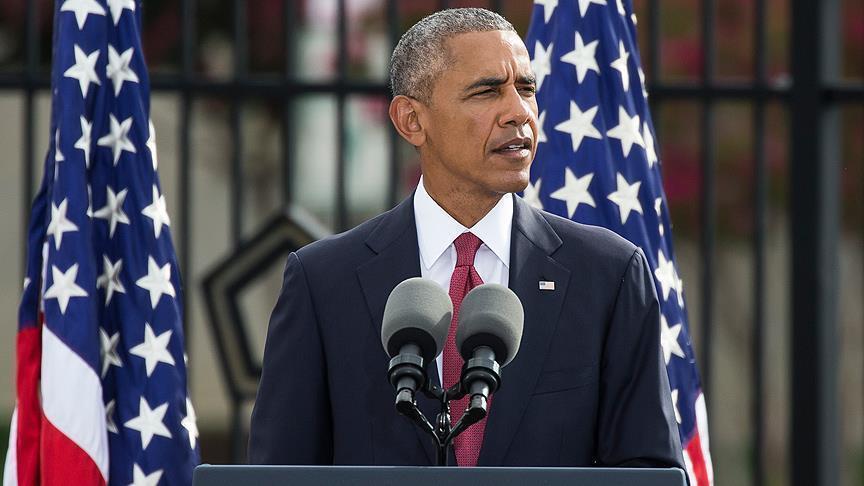 """Obama: Nous n'enverrons pas de soldats en Syrie sans """"menace directe"""""""