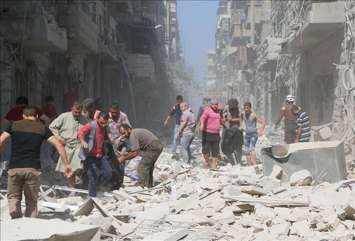 Syrie : Huit civils tués dans un raid russe
