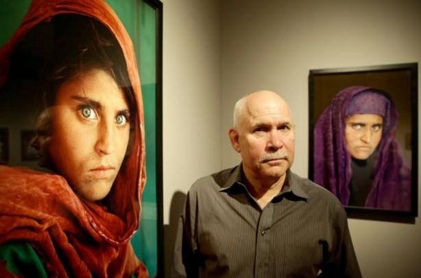 Pakistan: l'Afghane aux yeux verts du National Geographic arrêtée