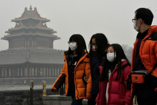 Pollution: 300 millions d'enfants respirent de l'air toxique