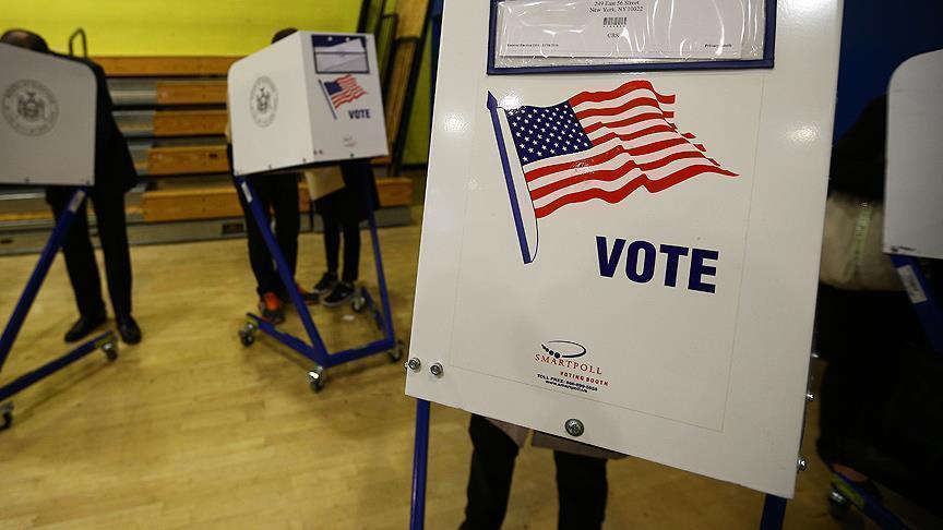 Elections américaines : Les Républicains en tête dans la course au Congrès
