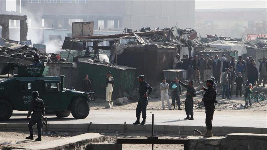 Le bilan de l'attentat-suicide à Kaboul s'élève à 30 morts et à 80 blessés