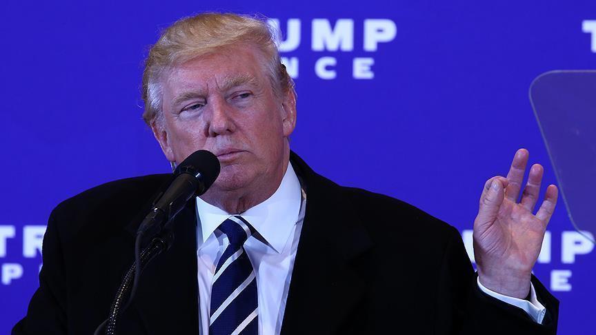Trump : Je voudrais être l'artisan de la paix entre les Palestiniens et Israël