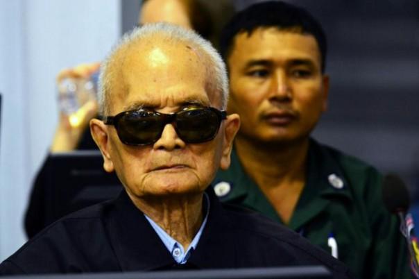 Cambodge: prison à vie maintenue pour deux ex-chefs khmers rouges