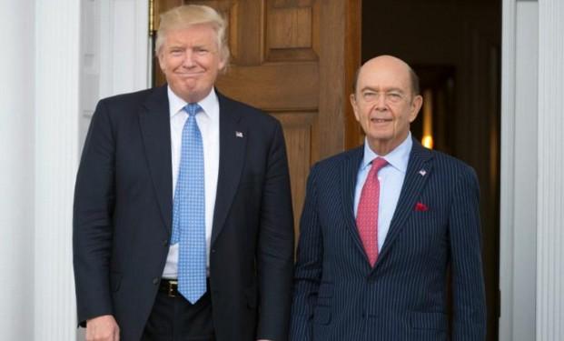 USA: Trump va se mettre en retrait de ses entreprises et nomme son secrétaire au Trésor