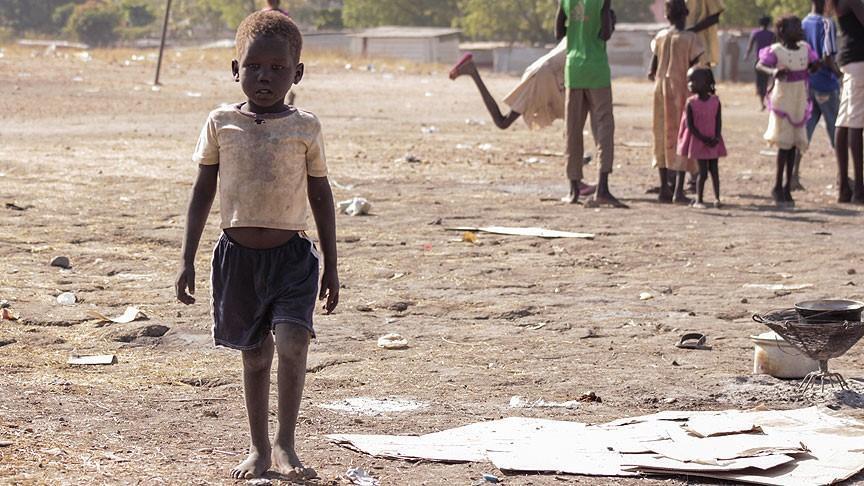 Unicef : 1,5 million d'enfants menacés de famine dans 4 pays