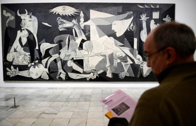 Guernica de Picasso, 80 ans de plaidoyer contre la guerre