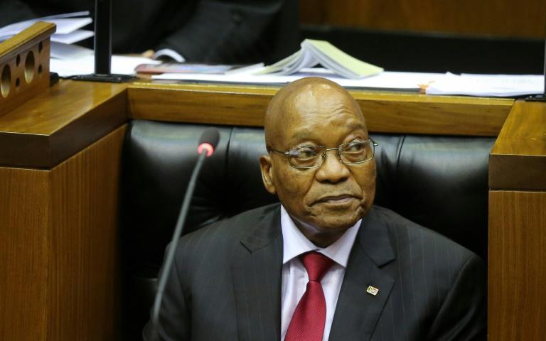 Afrique du Sud: Le gouvernement de l'ANC met en garde contre de nouvelles manifestations anti-Zuma