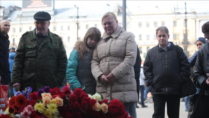 Attentat de Saint-Pétersbourg: Le bilan s'alourdit à 14 morts