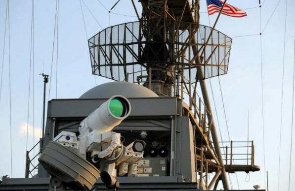 Le Pentagone s'équipe d'armes laser façon Guerre des étoiles