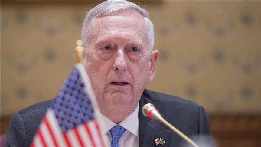 """Mattis : """"Il ne peut y avoir aucun doute que la Syrie conserve des armes chimiques"""""""
