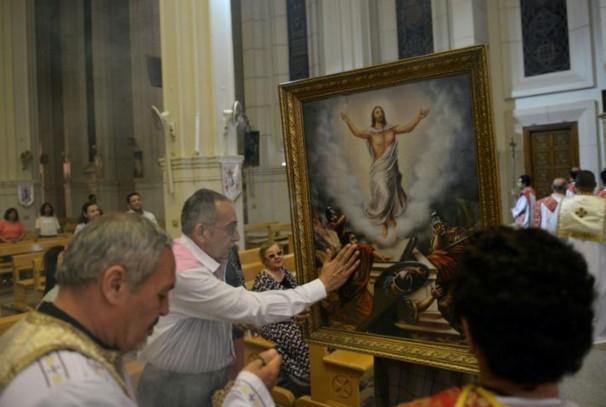 Le pape en Egypte auprès des coptes meurtris par des attentats