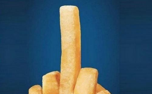 La frite emblème d'une campagne nationale de promotion de la Belgique
