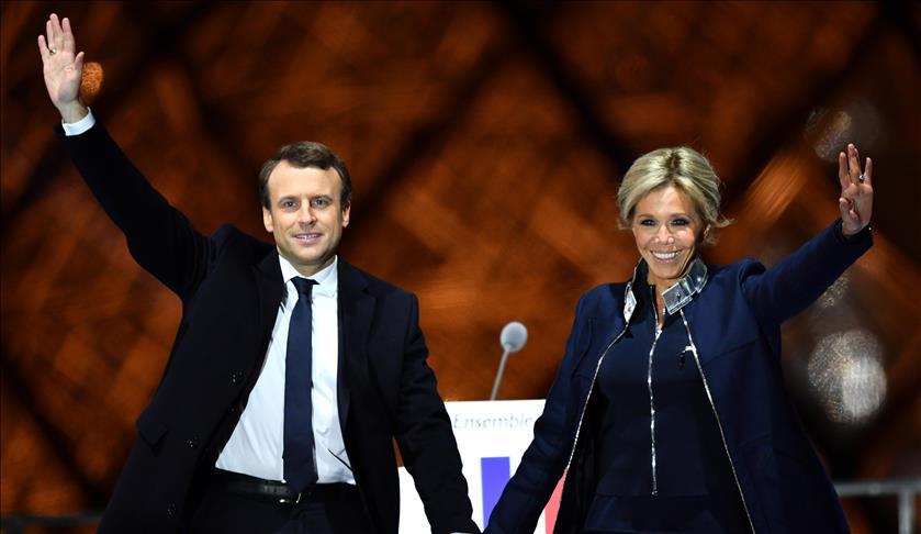 France/Présidentielle: Emmanuel Macron félicité à travers le monde