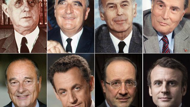 France: la passation de pouvoir à l'Élysée, un rite de la Ve République