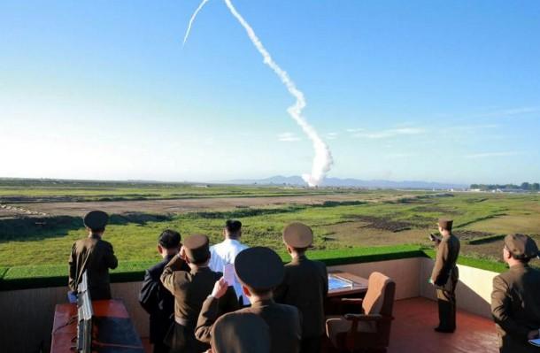 Condamnations internationales après un nouveau tir de missile nord-coréen