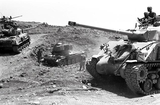 La guerre de juin 1967 a sonné le glas du nationalisme arabe