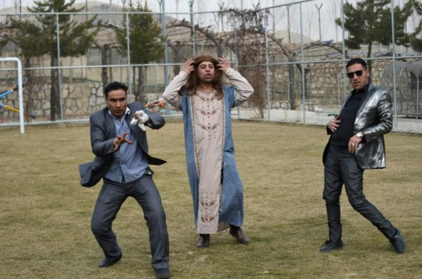 A la télévision afghane, la comédie du pouvoir fait hurler de rire