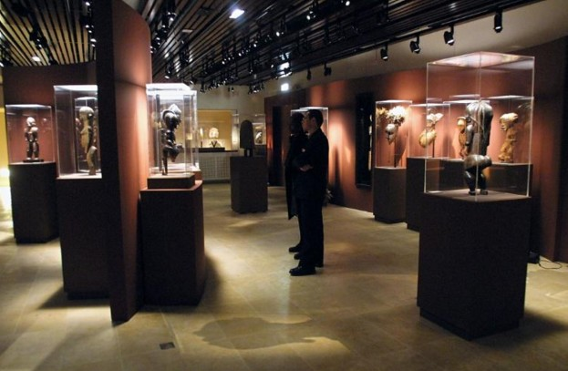 Art africain: le Musée Dapper ferme et devient nomade