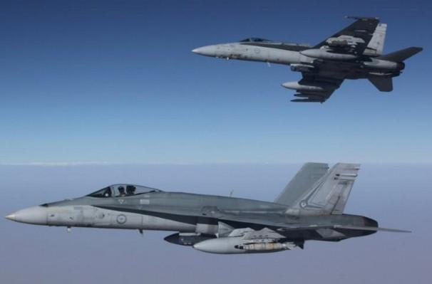 Syrie: l'Australie suspend ses opérations aériennes après les menaces russes